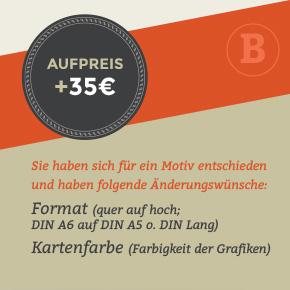 Zeitaufwendigere Leistungen berechnen wir mit 35 EUR